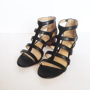 3 for $15 I Antonio Melani black caged sandals